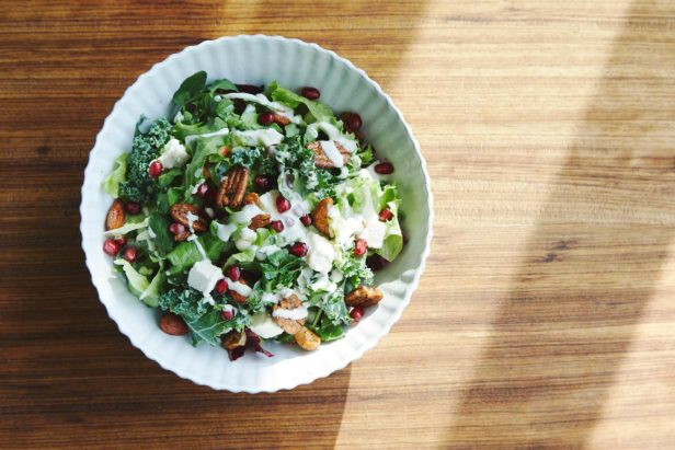 pomegranate-kale-feta-cheese-and-smoked-nuts-salad-list