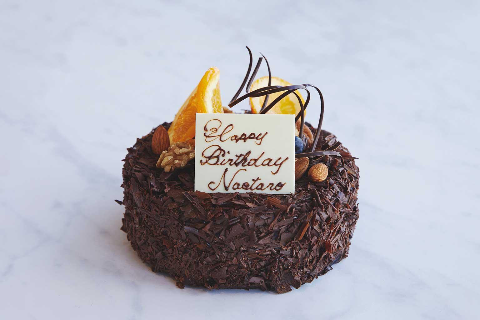 リッチチョコレートケーキ