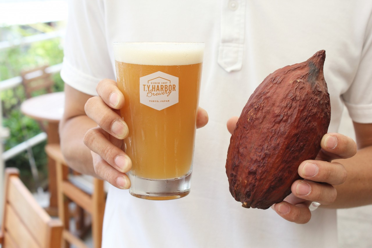 cacao beer