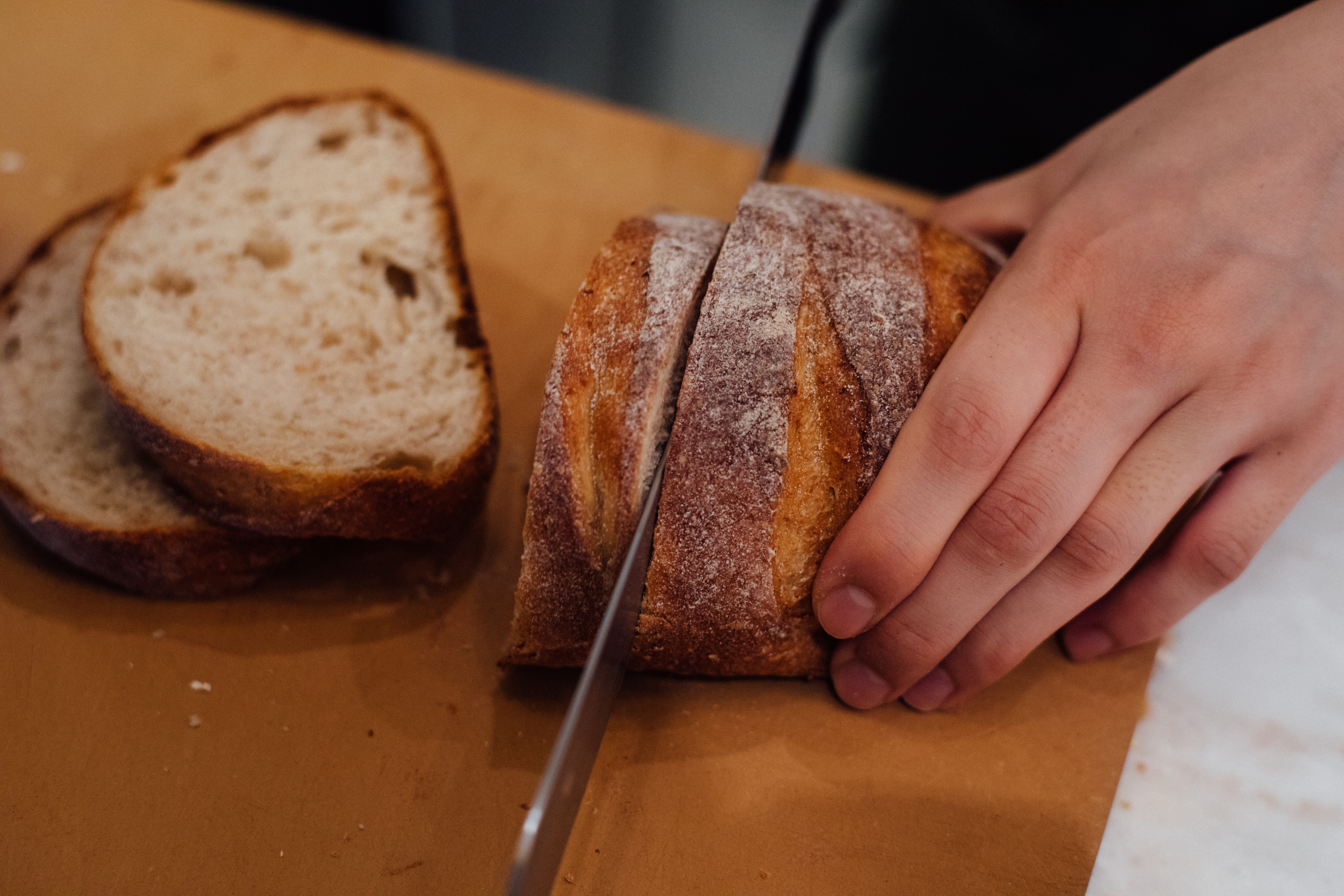 Choose your size! New breadworks hard bread | NEWS