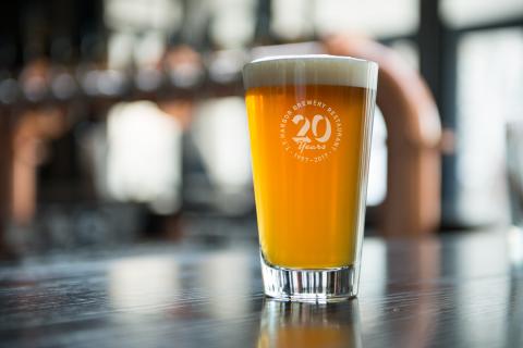 20周年記念スペシャルビール