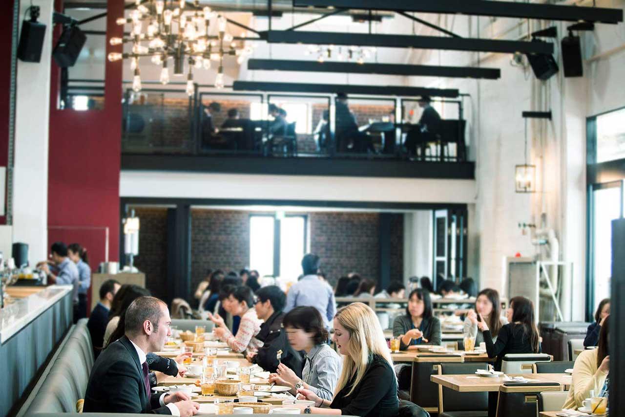 restaurant tysons company